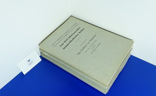 ARCHIV FÜR ORIENTFORSCHUNG - Herausgegeben von Ernst Friedrich Weidner