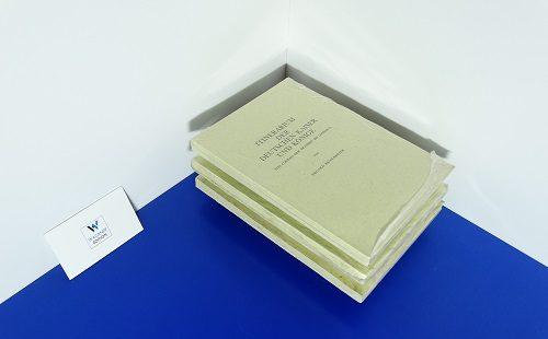 BRINCKMEIER, EDUARD - Itinerarium der deutschen Kaiser und Könige von Conrad dem Franken bis Lothar II