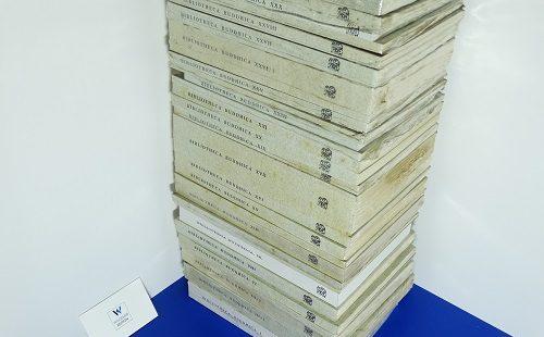 BIBLIOTHECA BUDDHICA -  Sobranie buddijskich tekstov (Sammlung buddhistischer Texte)