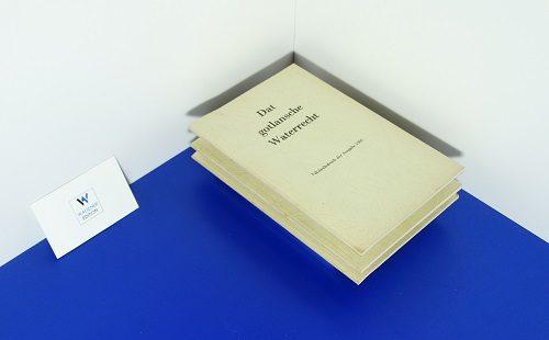 RECHTSDENKMÄLER - Faksimiledrucke von Quellenwerken zur Rechtsentwicklung - Band 1