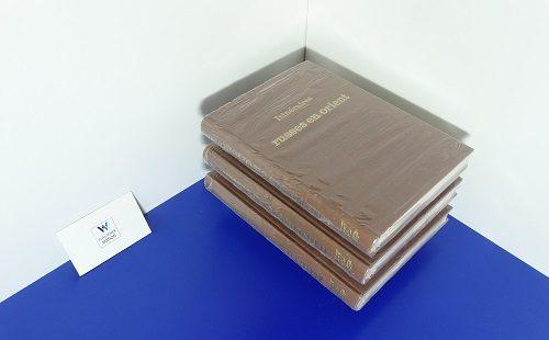 KHITROWO, B. de - Itinéraires russes en orient traduits par B. de Khitrowo. Tome I