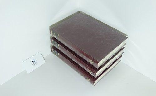 JABA, Auguste - Dictionnaire kurde-francais. Publ. par Ferdinand Justi