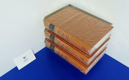 LAGARDE, Paul de - Materialien zur Kritik und Geschichte des Pentateuchs (arabische Texte)