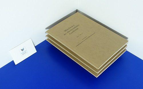 EBELING, Erich - Urkunden des Archivs von Assur aus mittelassyrischer Zeit