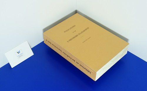 LEHMANN, M. - Preußen und die katholische Kirche seit 1640: Nach den Acten des geheimen Staatsarchives. Teil 2