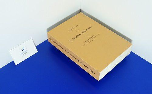SCHMIDT, G. - Urkundenbuch des Hochstifts Halberstadt und seiner Bischöfe. - Teil 3: 1304-1361