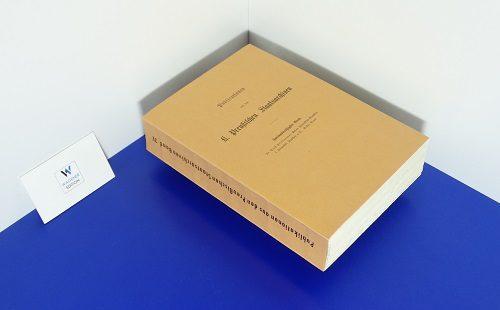 FRIEDLÄNDER, E. - Ältere Universitäts-Matrikeln 1: Universität Frankfurt a. O. Nach der Originalhandschrift. Band 1