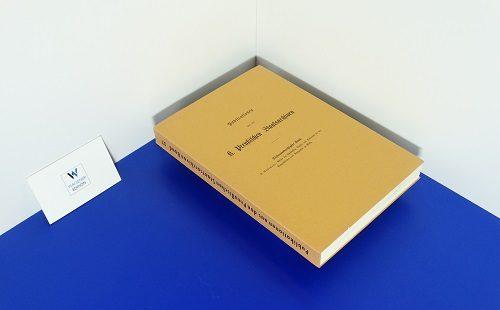 BODEMANN, E. - Briefe der Kurfürstin Sophie von Hannover an die Raugräfinnen und Raugrafen zu Pfalz