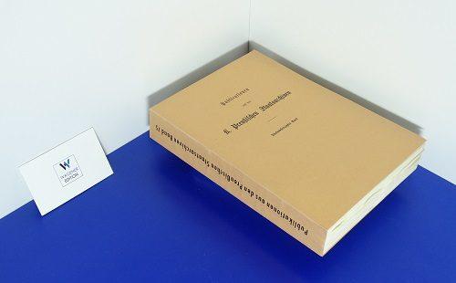BAILLEU, P. - Briefwechsel König Friedrich Wilhelms III. und der Königin Luise mit Kaiser Alexander I.