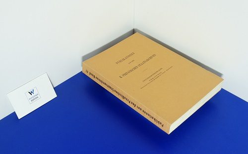 KOSER, R. / DROYSEN, H. - Briefwechsel Friedrich des Großen mit Voltaire. Teil 2