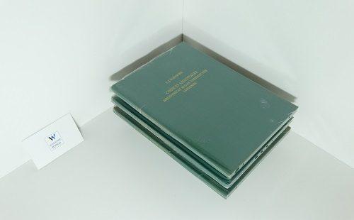TORNBERG, Carl Johan - Codices orientales Bibliothecae Regiae Universitatis Lundensis et supplementa
