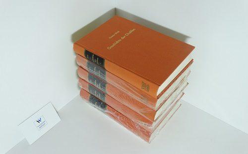 WEIL, Gustav - Geschichte der Chalifen. 5 vols. Nur noch 3 Sets!
