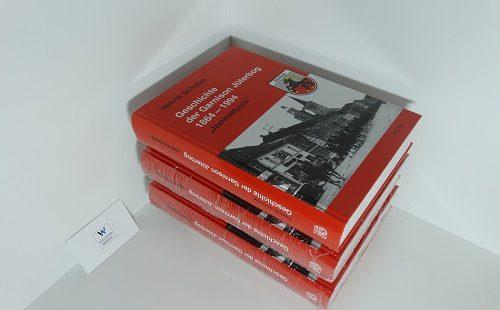 SCHULZE - GESCHICHTE DER GARNISON JÜTERBOG 1890-1994