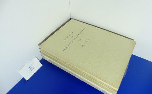 BAUER, Hans - Entzifferung der Keilschrifttafeln von Ras Schamra