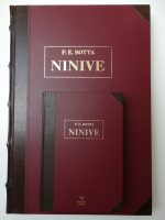 Botta, Paul Emile - Monument de Ninive. Limitiert und nummeriert!