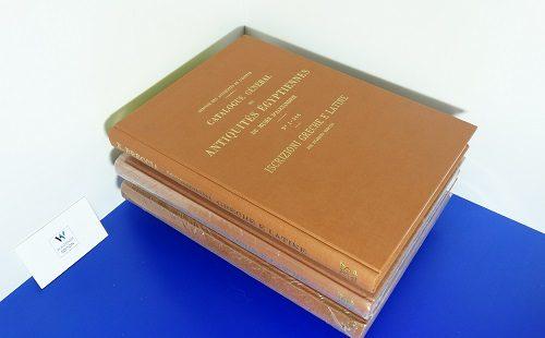 BRECCIA, Evaristo - Iscrizioni greche e latine