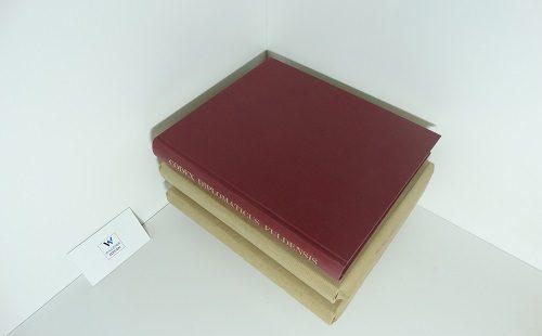 CODEX DIPLOMATICUS FULDENSIS - (747-1342). Ed. E. Dronke. Mit Register von J. Schmincke
