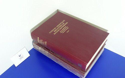 CODICES ORIENTALES BIBLIOTHECAE REGIAE HAVNIENSIS - iussu et auspiciis Regis Daniae Christiani Octavi enumerati et descripti