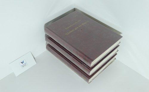 MOREL-FATIO, A. - Ferrandez de Heredia: Libro de los fechos et conquistas del principado de la Morea