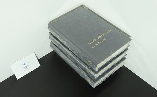 GAISFORD, THOMAS - Paroemiographi Graeci, quorum pars nunc primum ex codd. mss. vulgatur