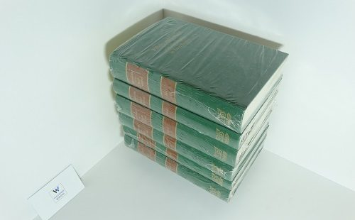 HUMBOLDT, Wilhelm und Caroline von - Briefe 1787-1835. Nur noch 3 Sets!