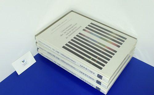 KIRCHHOFF, GUSTAV ROBERT - Untersuchungen über das Sonnenspektrum und die Spektren der chemischen Elemente ...