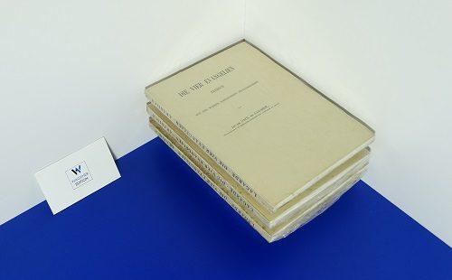 LAGARDE, Paul de - Die vier Evangelien arabisch, aus der Wiener Handschrift