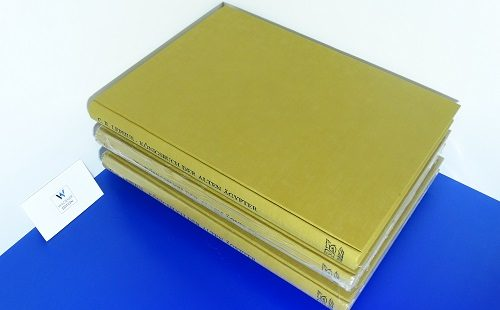 LEPSIUS, Carl Richard - Königsbuch der alten Aegypter