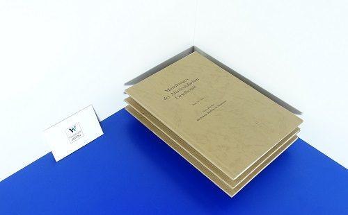 WASCHOW, Heinz - Babylonische Briefe aus der Kassitenzeit