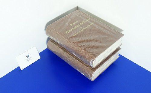 TOBLER, F. / MOLINIER, A. - Itinera Hierosolymitana et descriptiones Terrae Sanctae bellis sacris anteriora et latina lingua exarata