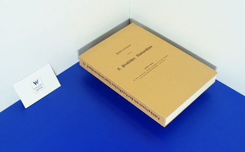 POSCHINGER, RITTER VON - Preußen im Bundestag 1851-1859. Documente der K.-Preußischen Bundestags-Gesandtschaft. - Teil 1: 1851-1854