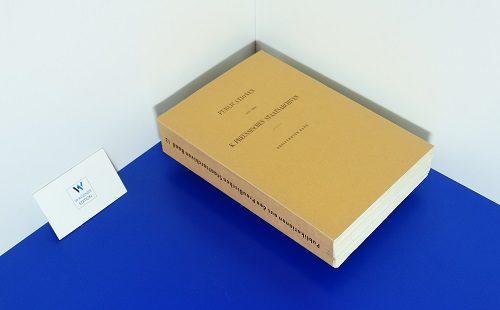 LEHMANN, M. - Preußen und die katholische Kirche seit 1640: Nach den Acten des geheimen Staatsarchives. Teil 3