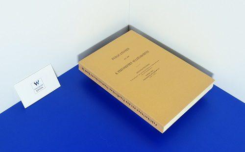 STADELMANN, RUDOLF - Preußens Könige in ihrer Thätigkeit für die Landescultur Preußens. -  Teil 4: Friedrich Wilhelm III. (1797-1807)