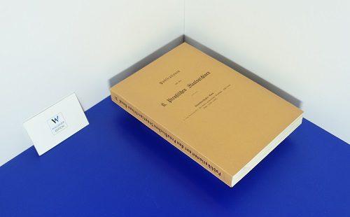 LEKSZYCKI, J. VON - Die ältesten Großpolnischen Grodbücher. Band 1: Posen 1386-1399