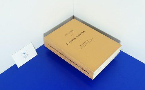 FRIEDLÄNDER, E. - Ältere Universitäts-Matrikeln 1: Universität Frankfurt a. O. Nach der Originalhandschrift. Band 2