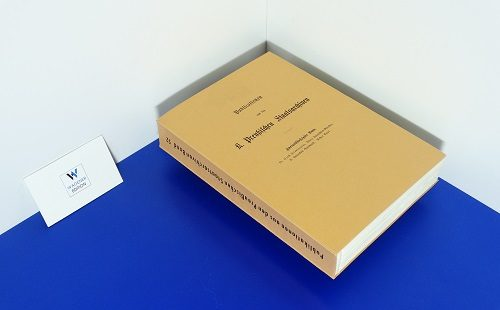 FRIEDLÄNDER, E.     Ältere Universitäts-Matrikeln 2: Universität Greifswald. Nach der Originalhandschrift. Band 1