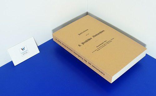 JOACHIM, ERICH - Die Politik des letzten Hochmeisters in Preußen, Albrecht von Brandenburg. Teil 3: 1521-1525