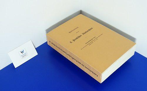 PRIEBATSCH, F. - Politische Correspondenz des Kurfürsten Albrecht Achilles. Band 2: 1475-1480