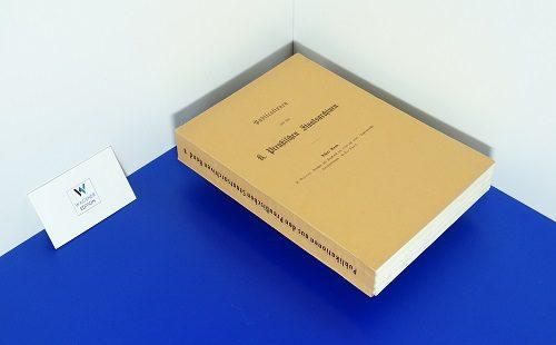 BAILLEU, P. - Preußen und Frankreich 1795-1807: Diplomatische Correspondenzen. - Teil 1: 1795-1800.