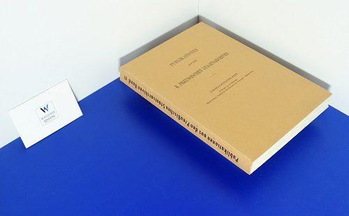 KOSER, R. / DROYSEN, H. - Briefwechsel Friedrich des Großen mit Voltaire. Teil 1
