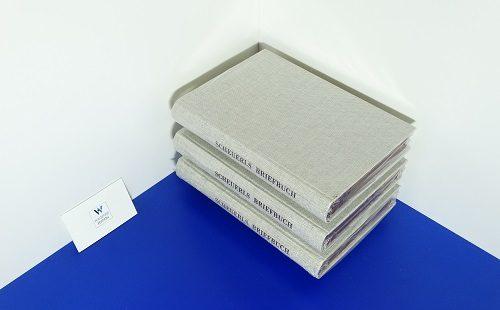SCHEURL, C. - Scheurls Briefbuch. Ein Beitrag zur Geschichte der Reformation und ihrer Zeit