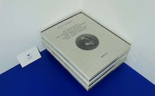SOMMER, KLAUS - Die Medaillen des Kgl. Preuß. Hof-Medailleurs Daniel Friedrich Loos