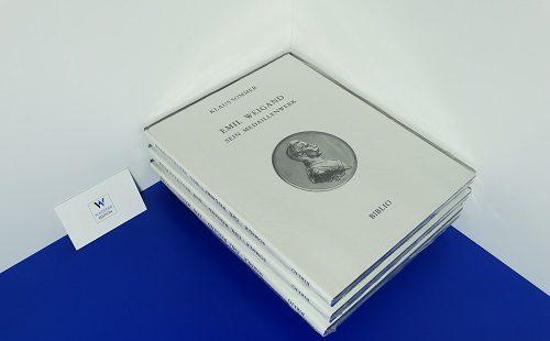 SOMMER, KLAUS - Emil Weigand. Sein Medaillenwerk