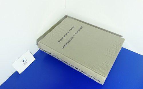 THEINER, AUGUSTIN - Monumenta vetera Hibernorum et Scotorum historiam illustrantia quae ex Vaticani ...