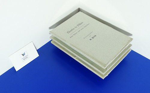 ULRICH, O. - Charles de Villers. Sein Leben und seine Schriften
