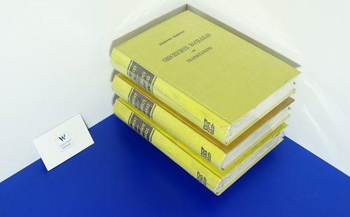VÁMBÉRY, Hermann - Geschichte Bocharas oder Transoxaniens von den frühesten Zeiten bis auf die Gegenwart