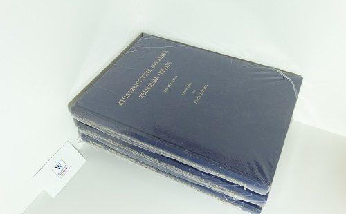 EBELING, Erich -  Keilschrifttexte aus Assur religiösen Inhalts