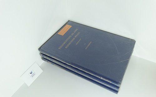 SCHROEDER, Otto - Keilschrifttexte aus Assur historischen Inhalts