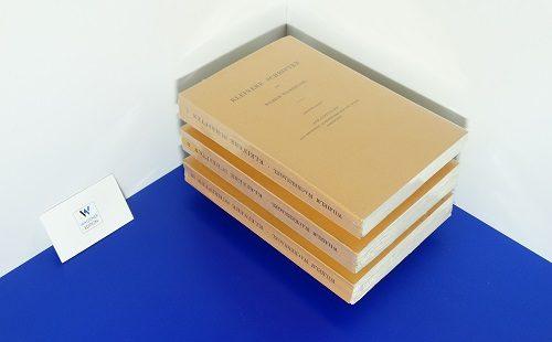WACKERNAGEL, Wilhelm - Kleinere Schriften