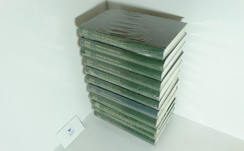 ARBOIS DE JUBAINVILLE, Marie Henri d' - Cours de littérature celtique. Vols. 1, 3-12